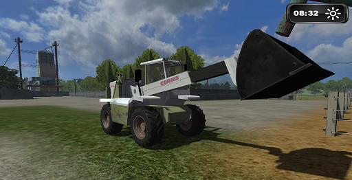 Mod CLAAS Ranger 920