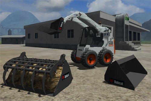 Mod Bobcat S330 Pack