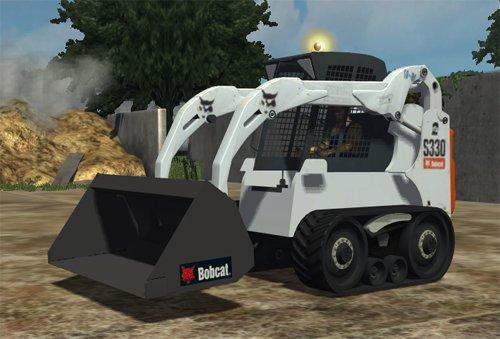 Mod Bobcat S330 Trac