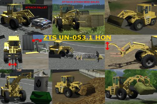Mod ZTS UN-053.1 HON