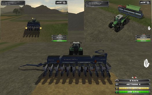 Mod TECNO N.12 Seeder maïs