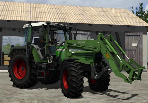 Mod FENDT Farmer 312