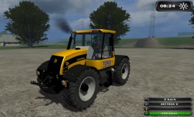 Mod JCB 3185