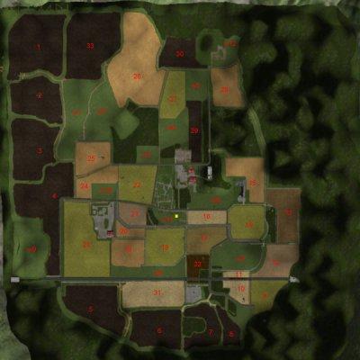 Ostallgäu Map
