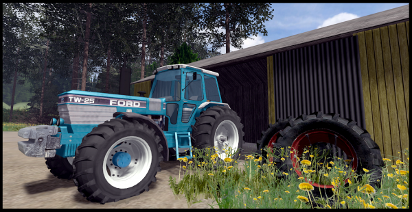 Ford TW-25