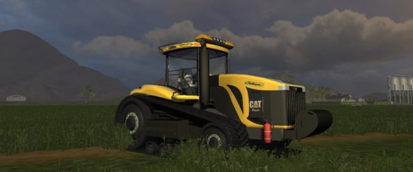 Caterpillard Challenger MT 875