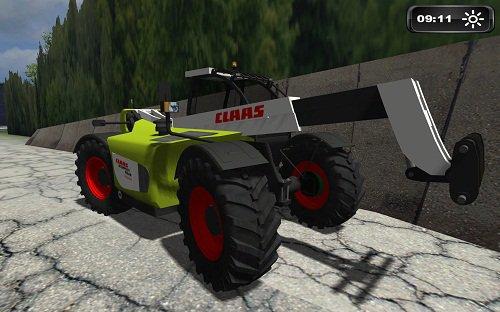 Mod Claas Scorpion 9040 v2