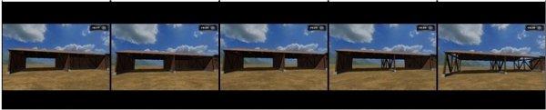 MOD 11 Bâtiments à colombages