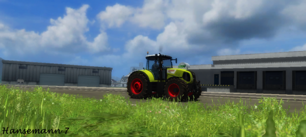 [T-ZIP] Claas Axion 850 EDIT