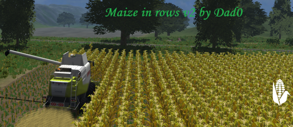 [T-ZIP] Maize in rows v2 by Dad0