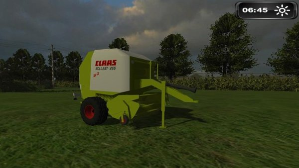 Mod Claas Rollant 255 http://agricole-gaming.xooit.fr/t2178-Mod-Claas-Rollant-255-MP.htm?q=