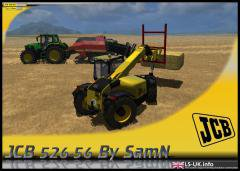 [T-ZIP] JCB 526-56 By SamN