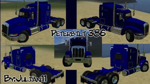 Peterbilt 386