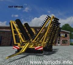 Mod Caterpillar Gregoire Besson XXXL