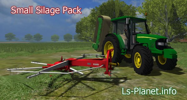Mod Small Silage Pack