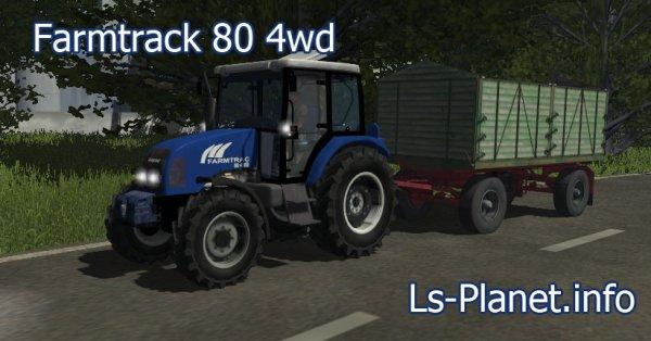 Mod Farmtrack 80 4wd