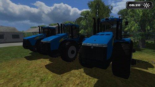 Mod New Holland 9000 series