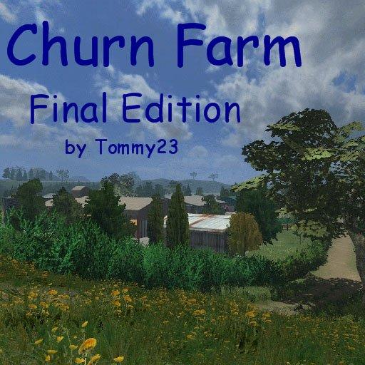 Map Churn Farm - Final Edition