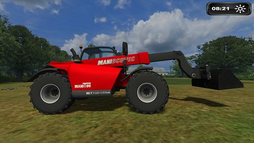 Mod Manitou MLT 735
