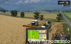 Mod Claas Lexion 770 Multifruit V3 AP Trimble
