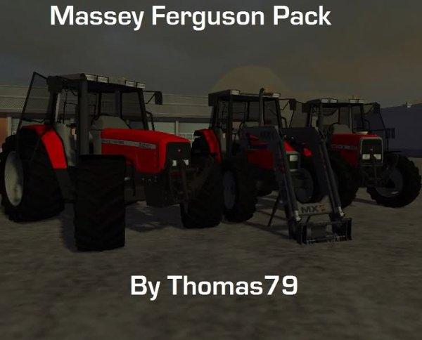 Massey Ferguson Pack