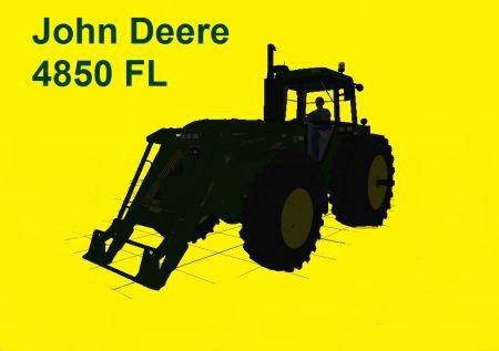 Mod John Deere 4850 FL