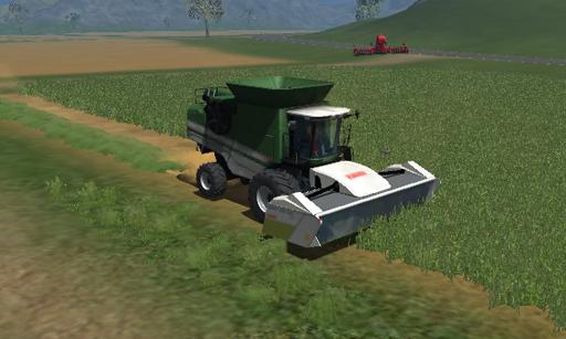Mod Fendt 9460 Grass Harvester