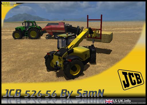 Mod JCB 526-56 By SamN
