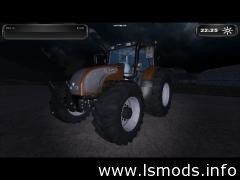 Mod Valtra N142 Direct