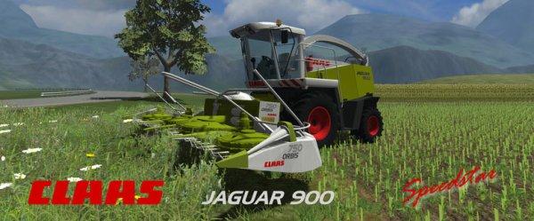 Mod CLAAS JAGUAR 900