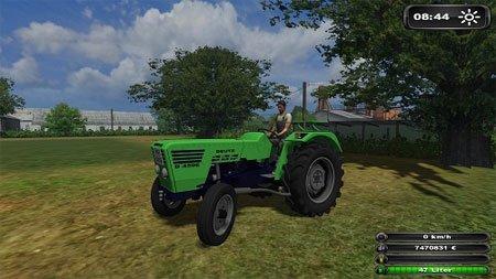 Mod Deutz Fahr Agrotron 4506