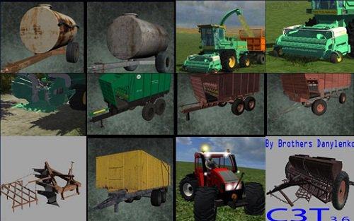 Mod Farming Modpack