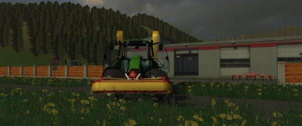 Deutz Fahr Agrotron 150