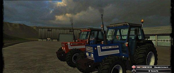 [T-ZIP] New Holland 110-90