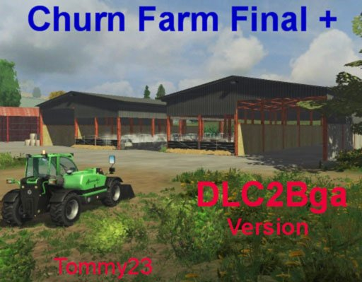 Churn Farm Final+ (DLC2Bga and updated Edition)
