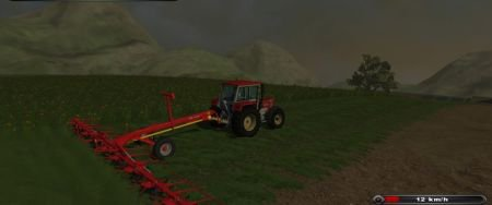 Mod Kuhn GF 1302