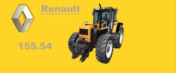 Mod Renault 155.54 Turbo