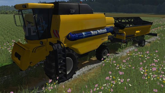 [T-ZIP] NEW HOLLAND TC 5070