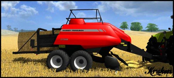 Mod Massey Ferguson 2170 XD