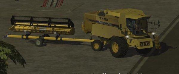 Mod New Holland TX 68