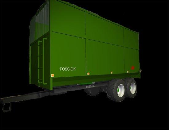 Mod Foss-Eik silage trailer