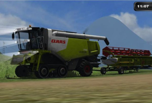 Lexion 770T by SFM-Modding