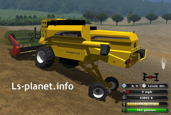 Mod NEW HOLLAND AL59 COLLINA