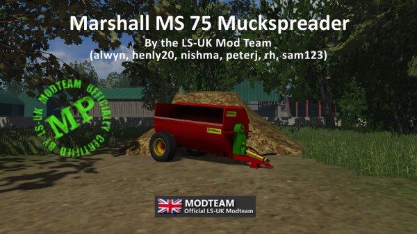 Marshall MS 75