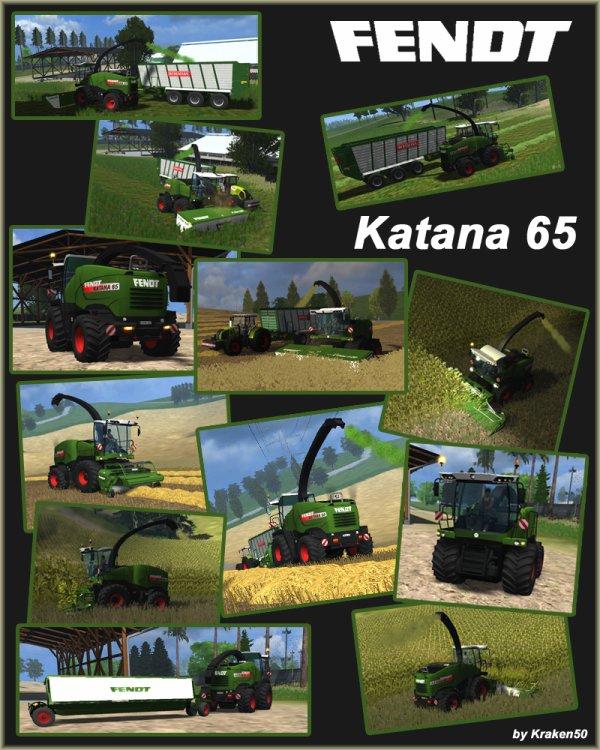 Fendt Katana 65