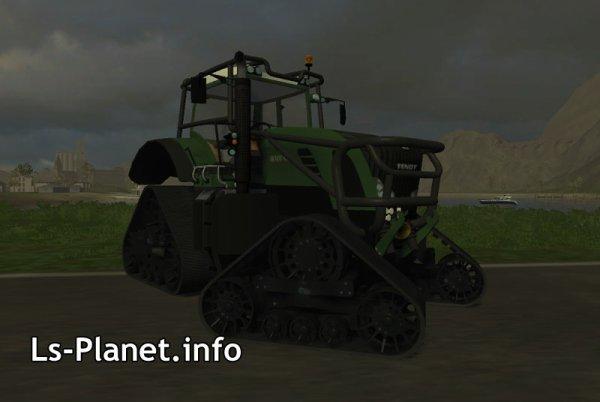 Mod Fendt 939 Terra