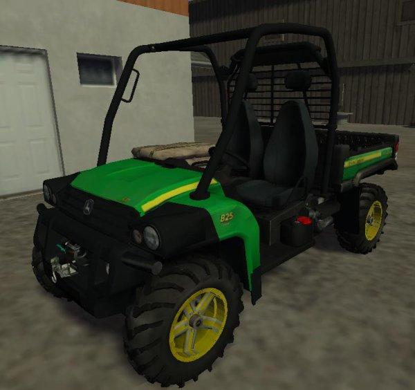 Mod John Deere Gator 825i