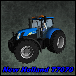 Mod New Holland T 7070
