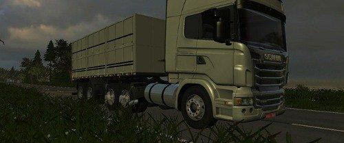 Mod Scania R440
