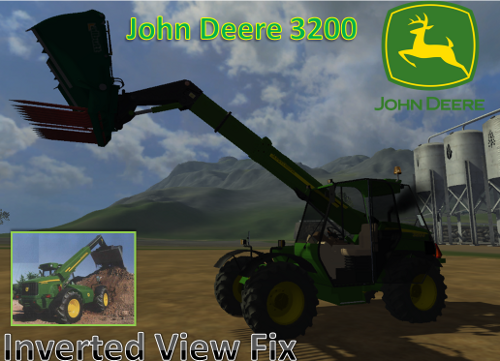 Mod John Deere 3200